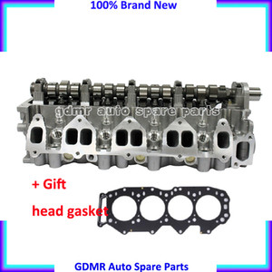 mazda B2500 MPV ford ranger 2499cc için WL11-10-100E WL51-10-100C 40443225 AMC # 908 744 WLT motoru komple WL silindir kapağı