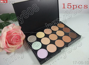 Factory Direct Free Shipping Perfect Cover 15 Colors Cream Concealer Palette