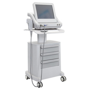 Real Medical Grade Hifu High Intensity Focused Ultrasound Hifu Face Lift Machine Wrinkle Removal With 3 Or 5 Cartridges