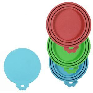 Силикон может покрыть Multi уплотнение функции вверх держит свежие крышки круглые вися крышки хранения высокотемпературные упорные 4 9wf B