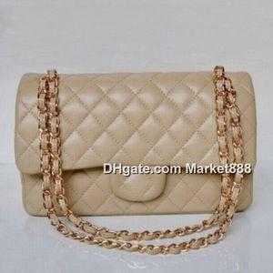 Bolsos de la vendimia de la manera bolsos de las mujeres bolsos de diseñador carteras para mujeres bolso de cadena de cuero Crossbody y bolsos de hombro envío de la gota