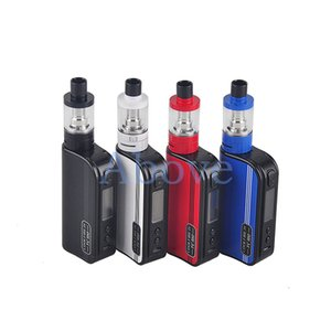 Coolfire IV TC 100 Kit 3 ml iSub V Tanque Cool Fire 4 TC100 100 W Mod Bateria 3300 mah vapor mod e cigs Kits