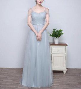 hohe Qualität schöne rosa Brautjunferkleider 2017 hellblau Trau Hochzeit Brautjunferkleider freies Verschiffen