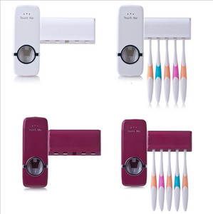 All'ingrosso - Famiglia di dentifricio in pasta automatica Porta spazzolino per il bagno articoli per la casa