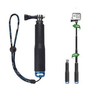 حامل ثلاثي القوائم قابل للتمديد يده Monopod ثلاثي القوائم ل Gopro Hero6 Black Hero 5 4 SJ4000 SJ5000 F60 EKEN H3 H8 H9