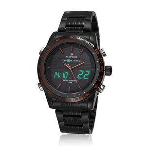NAVIFORCE 9024 Nen's Sports e Lleisure Mmultifunctional Waterproof Watch all'ingrosso