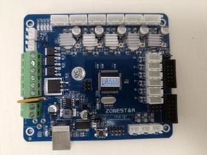 Freeshipping 3D Printer Control carte mère ZRIBV2 / V3 Compatible avec RAMPS 1.4 Contrôle de l'imprimante P802 D810