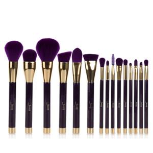 New Jessup Brushes Brush Set 15pcs Makeup Brushes Foundation Kit Powder Tools Eyeshadow Blending Eyebrow Brushes T114