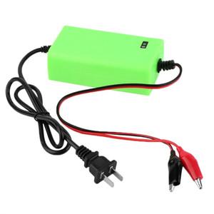 Cargador de batería actual constante del coche del cargador de batería del cargador inteligente verde 12V2A
