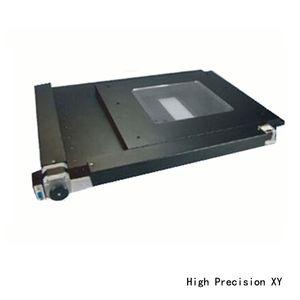 Plate-forme de combinaison intégrale électrique XY de stade de microscope motorisée haute précision XY
