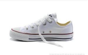 DROP shipping Haute qualité RENBEN Classic Low-Top Haut-de-forme en toile Chaussures de sport sneaker Chaussures homme / femme Taille EUR 35-45 retail