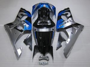Kostenloses Verkleidungsset für Suzuki GSXR1000 00 01 02, Set GSXR1000 2000, 2001, 2002, OT12