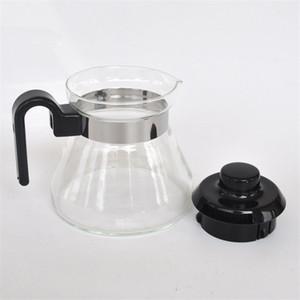 Caffettiere di vetro resistenti al calore 350ML / Creativo caffettiera e caffettiera utensili da cucina