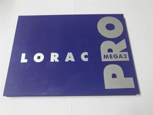 새로운 도착 LORAC 메가 프로 32 색 아이 섀도우 팔레트 고품질 아이 섀도우 무료 배송