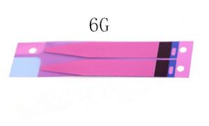 iPhone 6g 6s 4.7inch 6 artı 6s artı 5.5inch 7 Artı 7G Ücretsiz Nakliye Geri Konut Arka Shell için Pil Sticker Yapıştırıcı Bant Yapıştırıcı