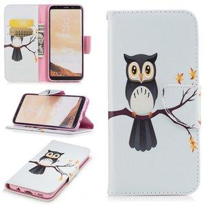 10 PCS Livre magnétique Case Pour Galaxy S8 S8plus S7 S7edge 3D cas de portefeuille de bande dessinée pour S6 S6edge A3 A5 J3 J5 J7 2017