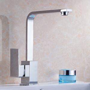 2017 Atacado New Osmosis 100% Copper Swivel Praça Estilo Sink Mixer Água potável Torneiras de cozinha / lavabo banyo