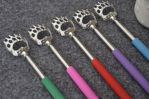Free Shipping Portable Bear Claw Telescopic The Ultimate Back Scratcher Extendable Nice Gift