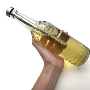 Durable Acero Inoxidable Cerveza Vino Tinto Enfriador Stick Bebida Enfriador Enfriador Enfriador Útil Barware Hogar Conveniente