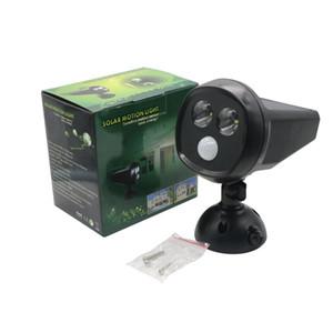 Umlight1688 LED-Bewegungssensorlicht 300 Lumen, batteriebetriebene drahtlose Außenstrahler LED-Ultra-Bright-Scheinwerfer mit Bewegungssensor