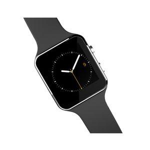 Kavisli Ekran X6 Smartwatch Akıllı İzle Bilezik Telefonu Ile SIM TF Kart Yuvası Ile LG Samsung Sony Için Tüm Android Cep Telefonu