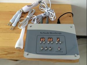máquina mesotherapy livre da agulha, dispositivo portátil da beleza dos cuidados com a pele da máquina da agulha mesotherapy livre para o uso home do salão de beleza dos termas