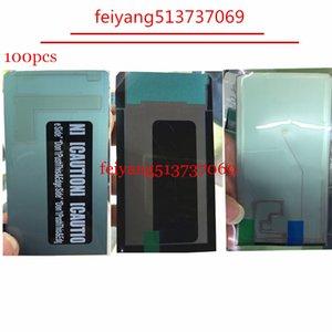 100pcs Original Novo Para Samsung Galaxy S5 S6 S7 S6 borda borda S6 borda S7 mais Voltar Tela LCD de fita cola adesivo autocolante