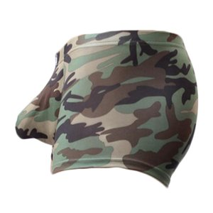 COCKCON High Quality Camouflage Soldier Camouflage Underwear Mens Underwear Men's Boxer Shorts Camouflage Panties