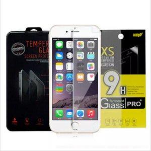 Per Iphone 7 Plus Iphone 6S Plus 5S Galaxy S7 Vetro Temperato Pellicola Proteggi Schermo A Prova di Esplosione Per IPhone 6 Plus 4 4s 5 5s 5c SSC012