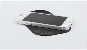 Coche de silicona antideslizante Mat Magic Dash Mat Tablero adhesivo Pad para el teléfono GPS PDA antideslizante Pad Car Sticker