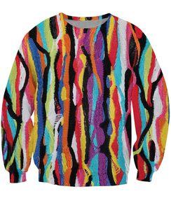 الجملة-أن ظبية crewneck البلوز الهيب هوب بيغي الحميمة دافئ هوديس الملونة موضة ملابس النساء الرجال رياضية القمم عارضة البلوز