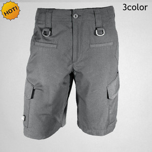 Top Quality Outdoor ESDY Brand Baggy Summer Style Soldiers Loose Traning Rock City Tactical Cargo Shorts Men 8Pocket Army Short Trousers