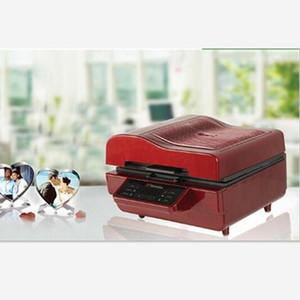 Venda quente 3D Vacuum Heat Transfer Máquina Caneca Caso Móvel T-Shirt Calor Pressionando Equipamentos de Impressão por Sublimação
