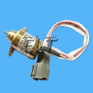 12V Arrêt carburant COUPEZ ÉLECTROVANNES 119233-77932 1503ES-12S5SUC12S pour R55-5, R60-5 Pelle