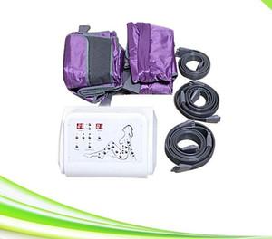 Massagem de alta qualidade massagem drenagem linfática máquina de pressão de ar corpo inteiro massagem air pressure perna massageador corpo terno de emagrecimento