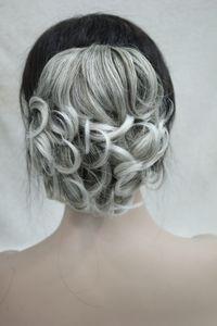 Parrucca per capelli sintetica a ponytail coda di cavallo