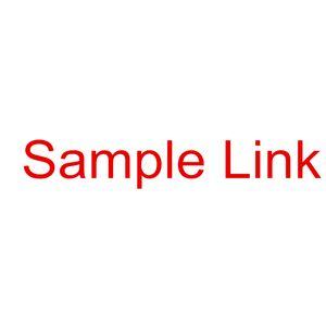 Costi di spedizione aggiuntivi Campione Cuscino Link Link Mix Link Link Prodotti di alta qualità per nuovi acquirenti o vecchi acquirenti