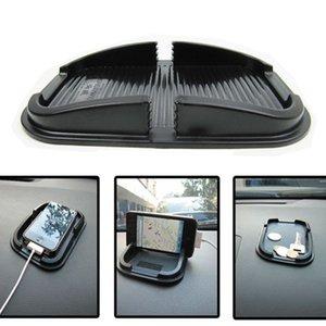 Voiture Auto En Cuir PU Mobile Cellule Téléphone Intelligent Anti-slip Pad Antidérapant Titulaires Supports Accessoires 2003