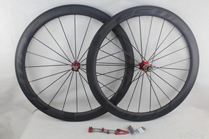 Decalcomanie nere FFWD fast forward F5R ruote per bicicletta full carbon 50mm basalto superficie freno copertoncino tubolare bici da strada wheelset UD matt
