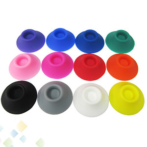 El más popular Ego Silicone Sucker / Ego Ventosa / E Cigarette Rubber suction E-cigarrillo Caps Rubber Pen holder DHL libre