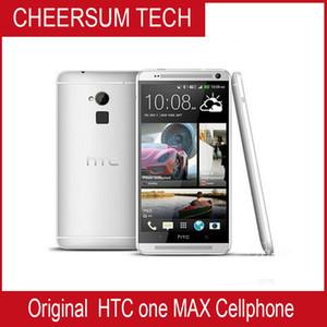 원래 HTC ONE MAX 풀린다 휴대 전화 쿼드 코어 5.9 ''터치 스크린 2기가바이트 RAM 32기가바이트 ROM 안드로이드 GPS WIFI 무료 배송
