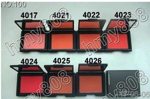 new Free Shipping New Makeup Face 4.8g Mini Blush!24 Different Colors