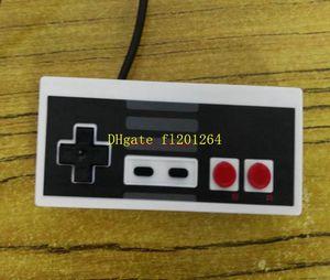 50 шт. / Лот классический USB-контроллер игровой геймер JoyStick Joypad для NES Windows ПК для MAC компьютерный игровой контроллер геймпад