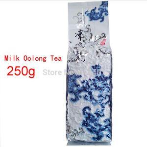 2019 Oolong tayvan çay Ücretsiz Kargo! 250g Tayvan Yüksek Dağlar Jin Xuan Süt Oolong Çay, Wulong Çay 250g + Hediye Ücretsiz kargo