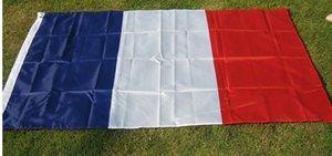 Nuevos pies de poliéster grande bandera francesa las banderas nacionales de Francia decoración para el hogar