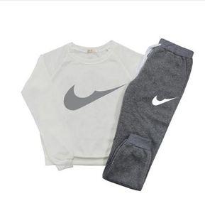 .2016 hoodies tişörtü kadın eşofman moleton feminina hoodies kazaklar + pantolon Marque Survetement Spor 2 adet Set femelle
