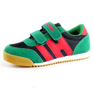Zapatillas de deporte de los niños Zapatillas de deporte de malla casual para niños Zapatillas deportivas G466 de peso ligero y transpirable para niños