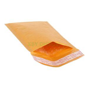 """Kraft Kabarcık Mailer Küçük Yastıklı Zarf Çanta KULLANıLAN BOYUTU 3 """"x 6"""" _75 x 150mm 4 """"x 7"""" _100 x 178mm Kurye Nakliye Satchel Posta Kılıfı"""