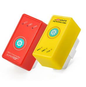 100 pz / lotto Super OBD2 Car Chip Box Ottimizzazione Plug and Drive SuperOBD2 Più potenza / Più coppia come Nitro OBD2 Chip Tuning NitroOBD2