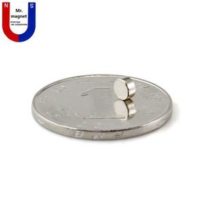 300 unids Venta caliente disco pequeño 4x2 4 * 2mm imán permanente D4x2mm imán de tierras raras 4mmx2mm 4 * 2 imán de neodimio NdFeb 4x2mm envío gratis